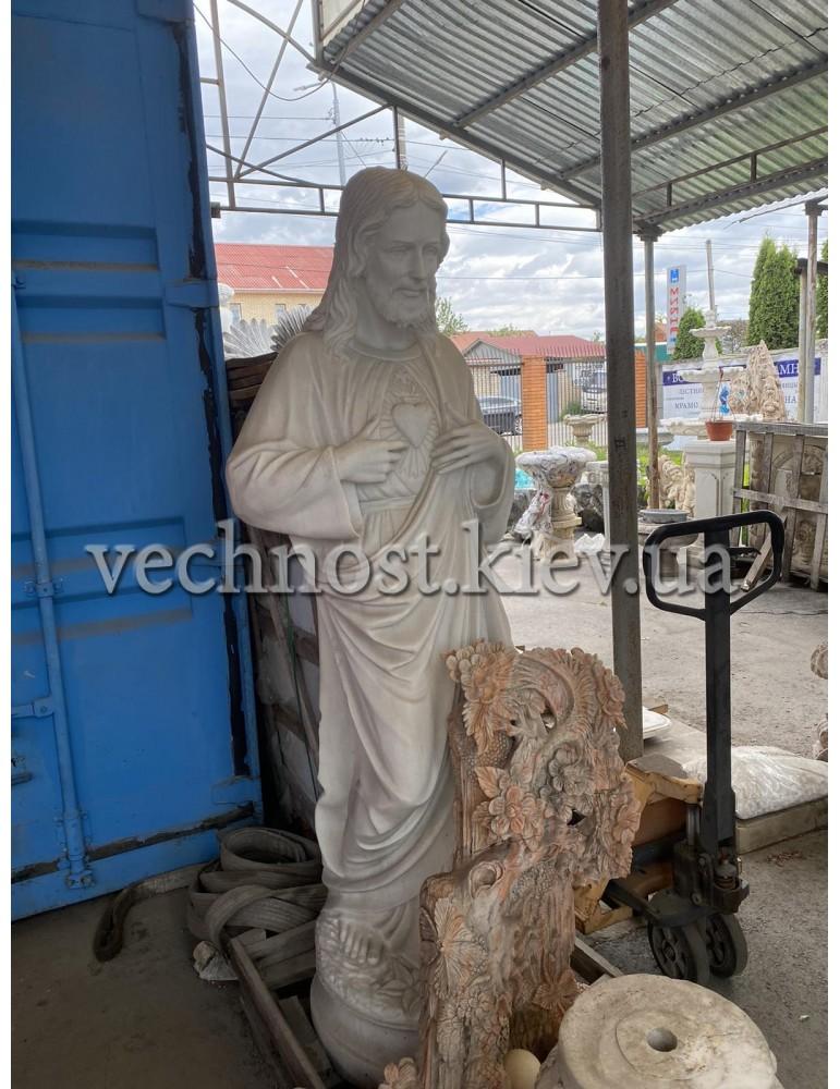Скульптура (статуя) Иисуса Христа в полный рост