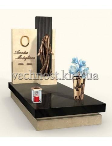 Памятник из мрамора Италия 17