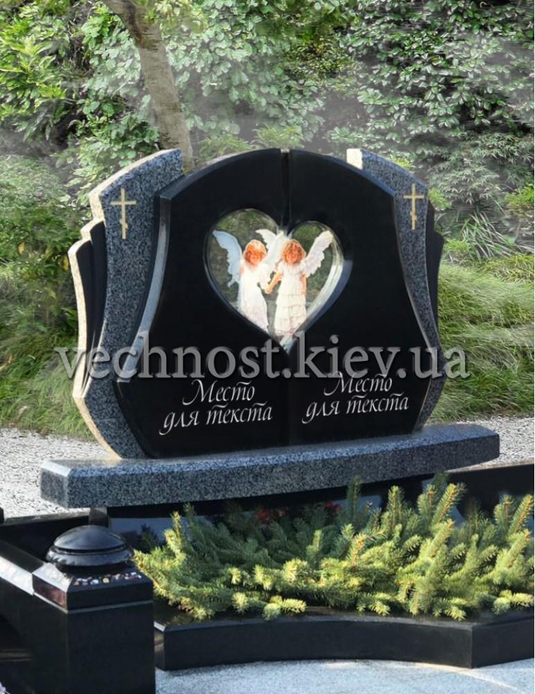 Памятник с сердцем №6