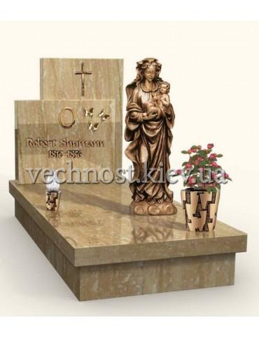 Памятник из мрамора Италия 5