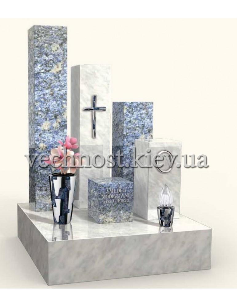 Памятник из мрамора Италия 1