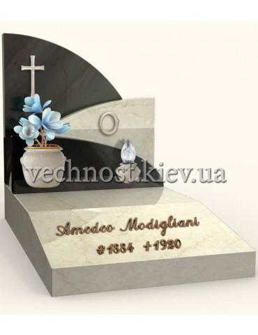 Памятник из мрамора Италия 4
