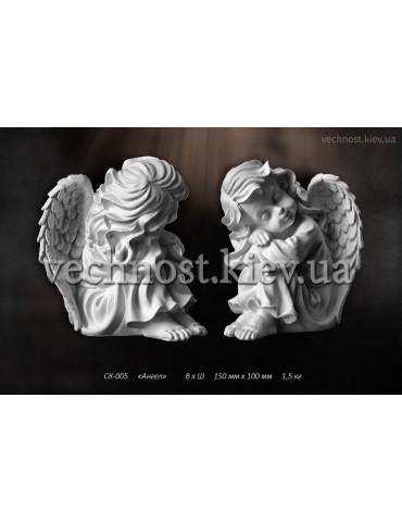 Скульптура Ангелочек