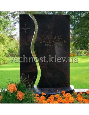 Памятник из гранита Европейский №18