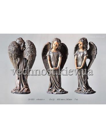 Скульптура Ангелок