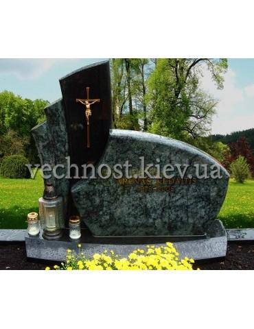 Памятник из гранита Европейский №16