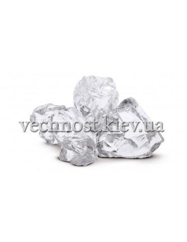 Стеклянные камни для декора прозрачный TRASPARENTE