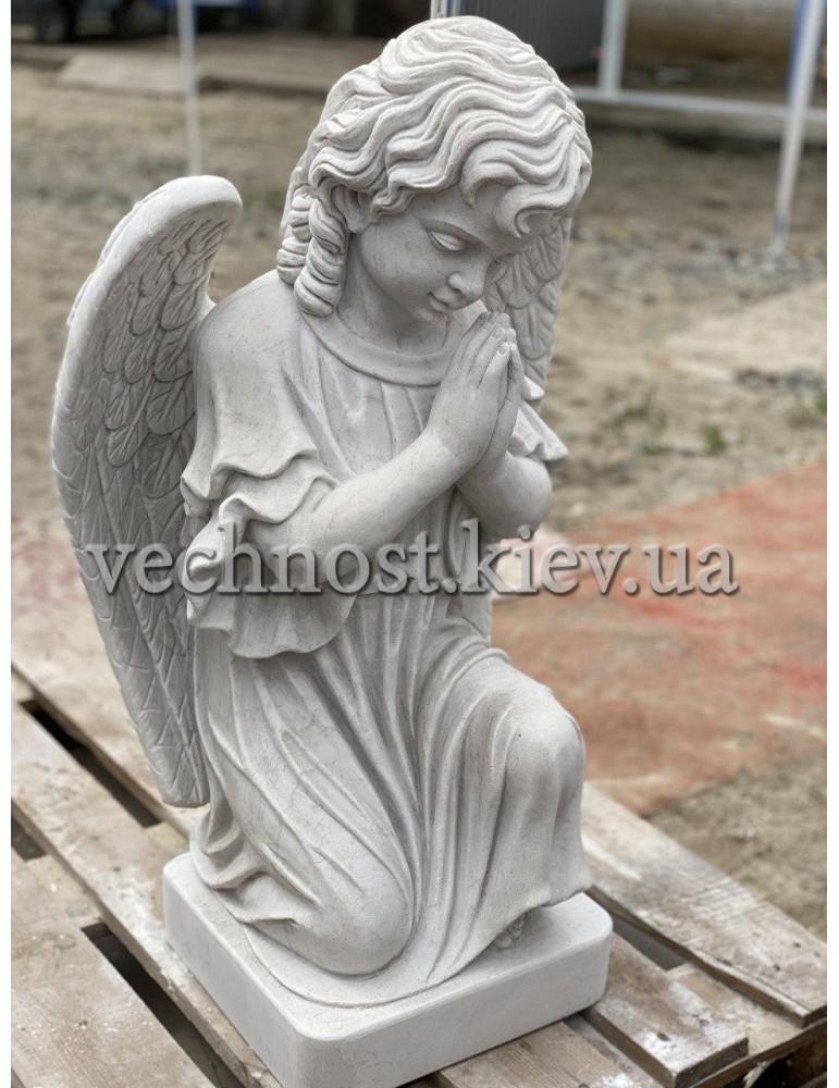 Скульптура (статуя) Ангел из мрамора