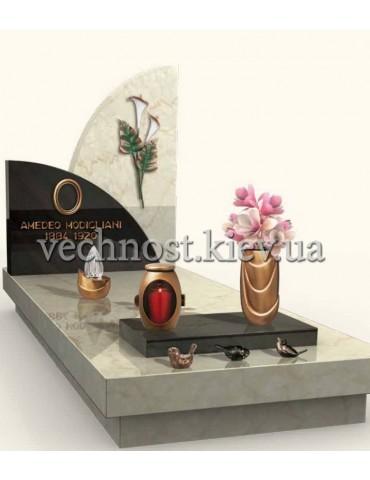 Памятник из мрамора Италия 9